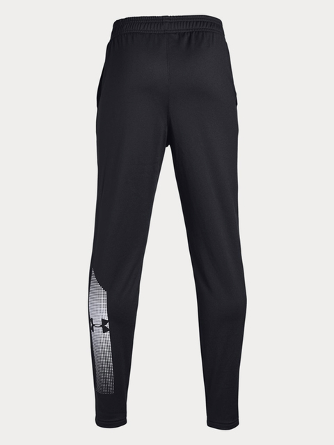 Tepláky Under Armour BRAWLER TAPERED PANT-BLK