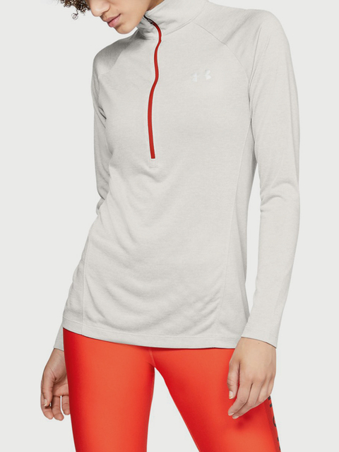 Tričko Under Armour Tech 1/2 Zip - Twist
