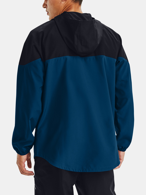 Bunda Under Armour UA FUTURES MIXED ANORAK-BLK