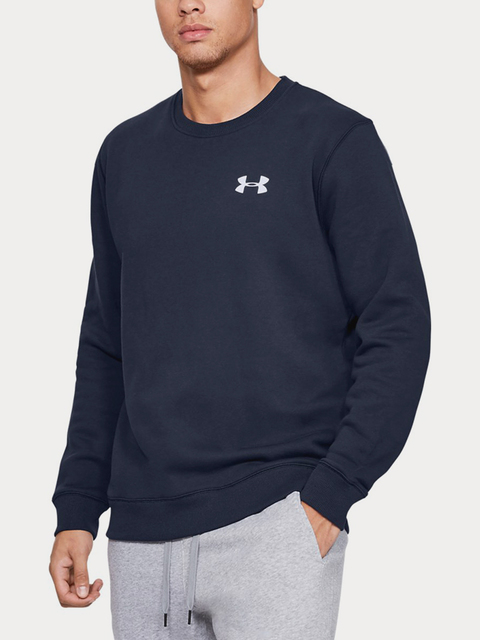 Mikina Under Armour Rival Solid Fitted Crew