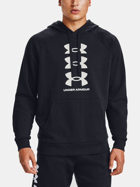Mikina Under Armour UA Rival Flc Multilogo HD-BLK