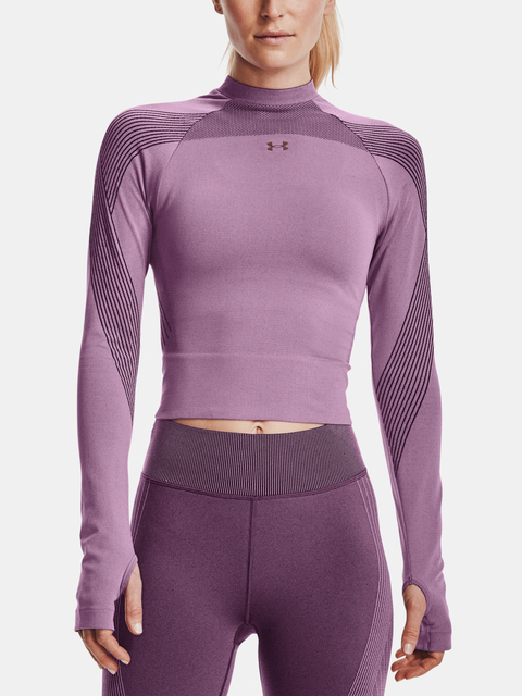Tričko Under Armour Rush Seamless Longsleeve-PPL