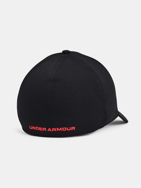 Šiltovka Under Armour Isochill Armourvent STR-BLK