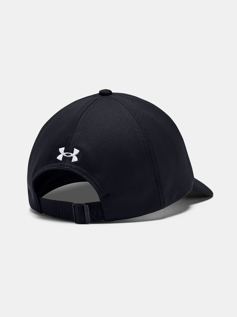 Šiltovka Under Armour W Project Rock Cap-BLK