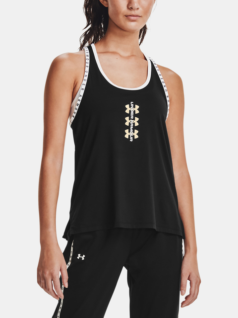 Tielko Under Armour Knockout Tank AMP-BLK