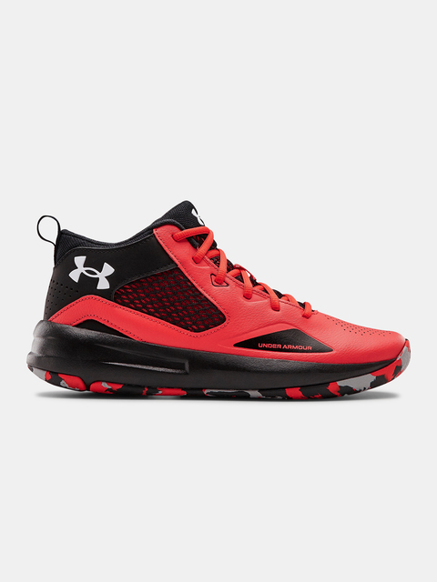 Topánky Under Armour Lockdown 5-RED