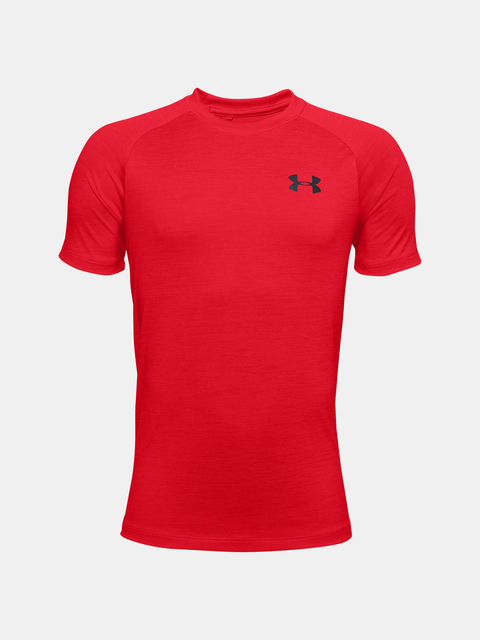 Tričko Under Armour UA Tech 2.0 SS-RED