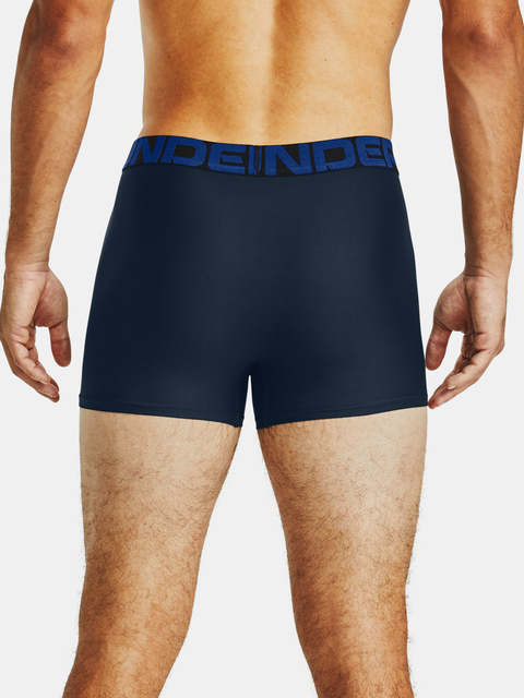 Boxerky Under Armour Tech 3in 2 Pack-NVY