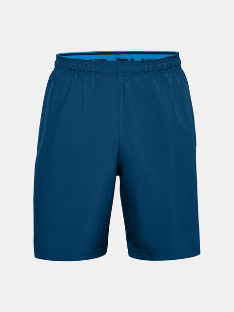 Kraťasy Under Armour UA Woven Graphic Shorts-BLU