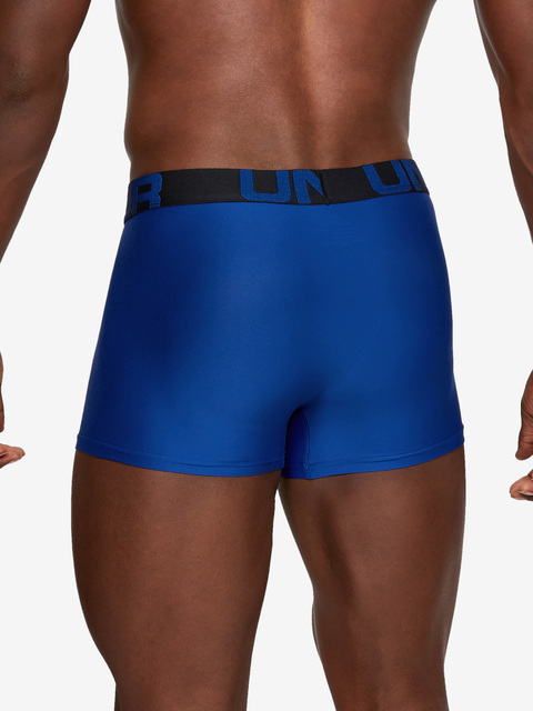 Boxerky Under Armour Tech 3in 2 Pack-BLU