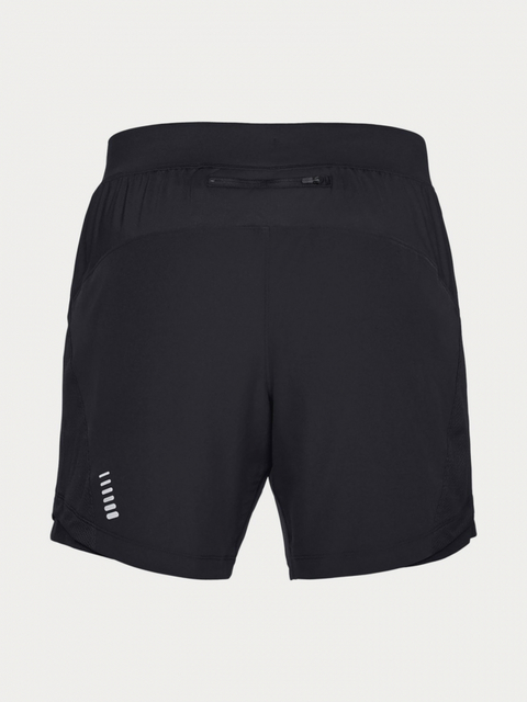 Kraťasy Under Armour Qualifier Speedpocket 7\'\' Short-Gry