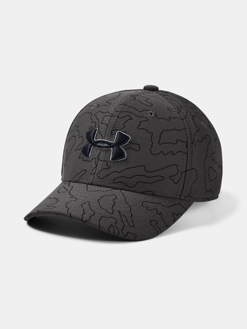 Šiltovka Under Armour UA Boy's Printed Blitzing 3.0-GRY