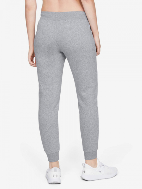 Tepláky Under Armour RIVAL FLEECE SPORTSTYLE GRAPHIC PANT-Gra