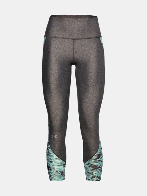 Legíny Under Armour UA HG Armour Prt Ankle Crop-GRY