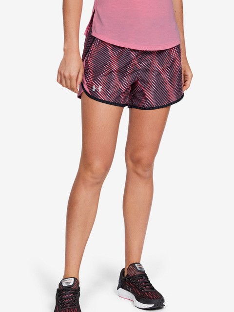 Kraťasy Under Armour W Fly By 2.0 Printed Short