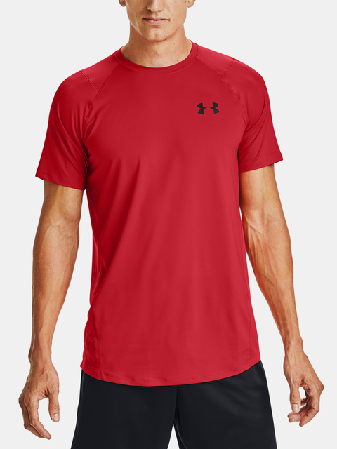Tričko Under Armour MK-1 EU SS-RED