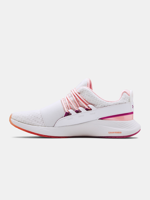 Topánky Under Armour UA W Charged Breathe CLR SFT-WHT