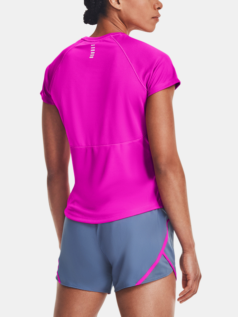 Tričko Under Armour Speed Stride Short Sleeve-PNK