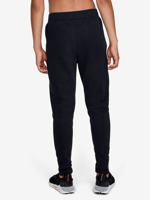 Tepláky Under Armour Rival Solid Jogger-Blk