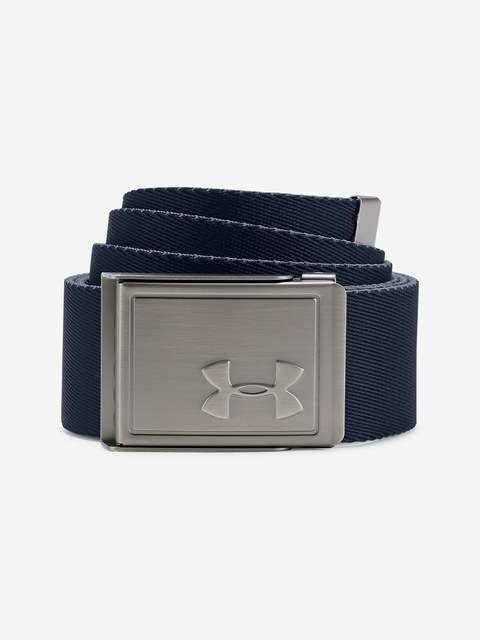Opasok Under Armour Men's Webbing 2.0 Belt-GRY