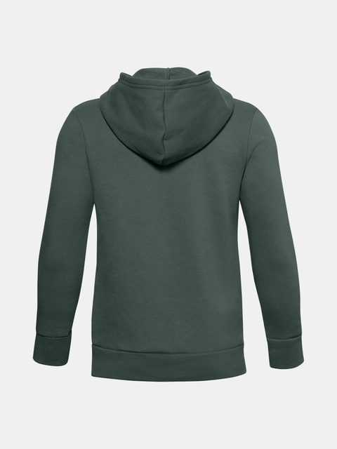 Mikina Under Armour RIVAL FLEECE SI BRD HOOD-BLU