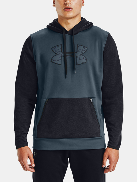 Mikina Under Armour  AF Textured Big Logo HD