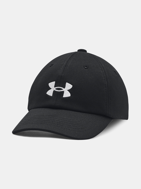 Šiltovka Under Armour UA Play Up Hat-BLK