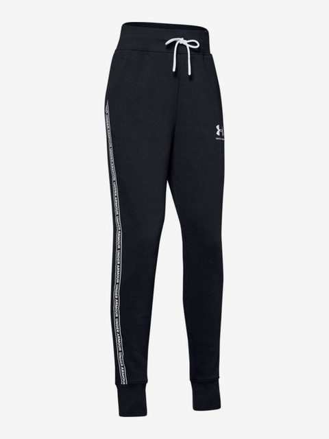 Tepláky Under Armour Sportstyle Fleece Pants-Blk