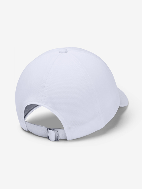 Šiltovka Under Armour Play Up Cap-WHT