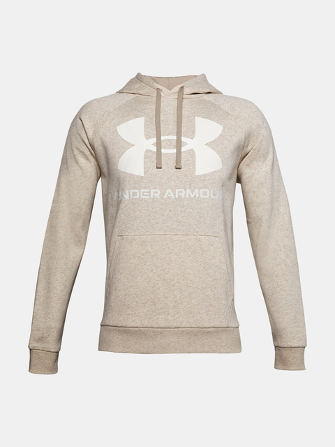 Mikina Under Armour UA Rival Fleece Big Logo HD-BRN