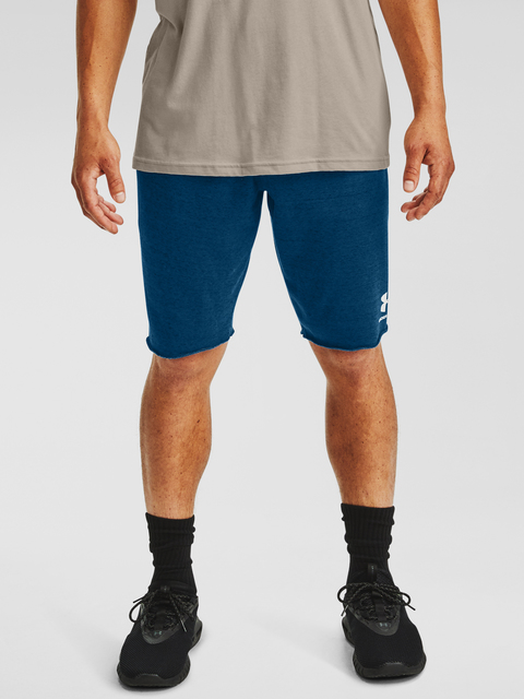 Kraťasy Under Armour SPORTSTYLE TERRY SHORT-BLU