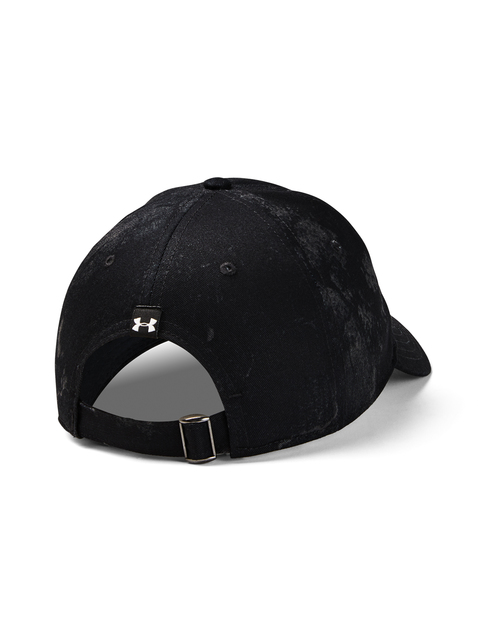 Šiltovka Under Armour Project Rock M Hat-BLK