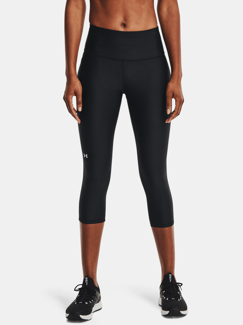 Legíny Under Armour HG Armour Hi Capri NS-BLK