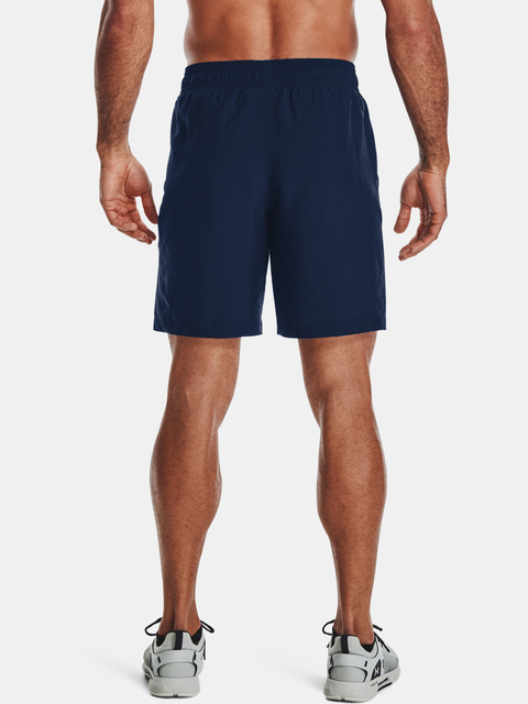 Kraťasy Under Armour Woven Graphic WM Short-NVY