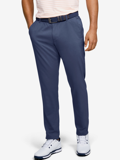 Nohavice Under Armour Showdown Taper Pant-BLU