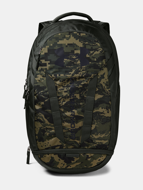 Batoh Under Armour UA Hustle 5.0 Backpack-GRN