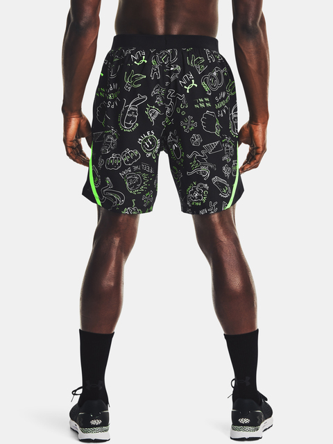 Kraťasy Under Armour UA Run Ur Face Off Short-BLK