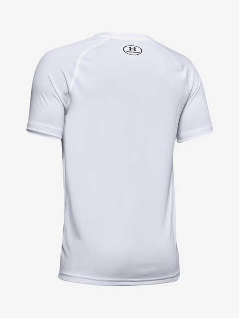 Tričko Under Armour Tech Tee-Wht