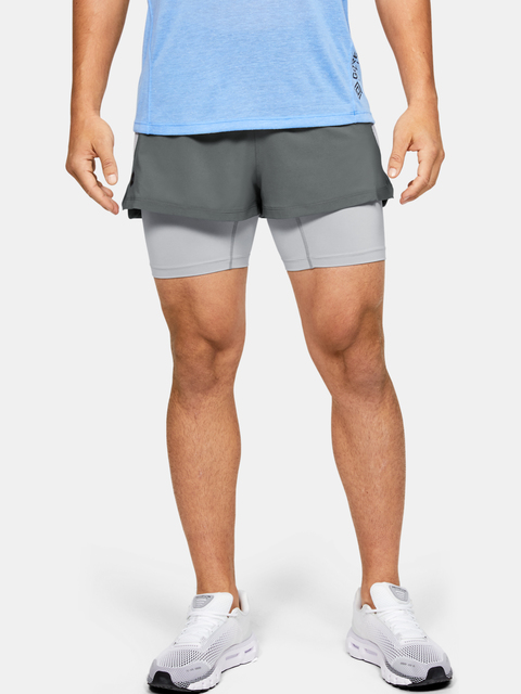Kraťasy Under Armour M Rush Run 2-In-1 Short