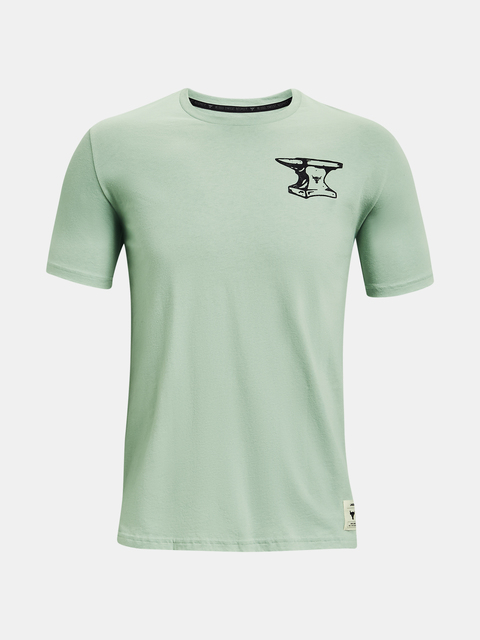 Tričko Under Armour  Pjt Rock Wrecking Crew SS-GRN