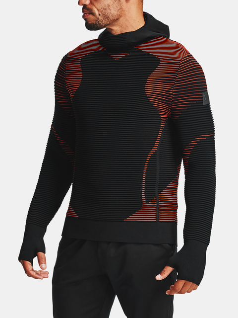 Mikina Under Armour  IntelliKnit Balaclava Hd