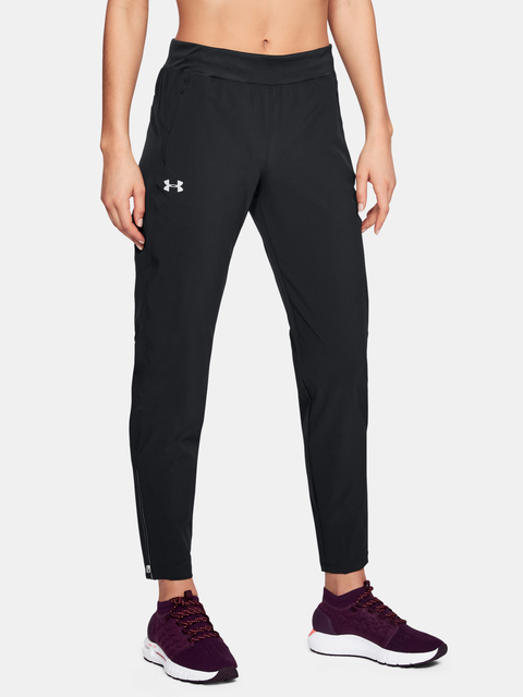 Nohavice Under Armour OutRun The Storm SP Pant-BLK