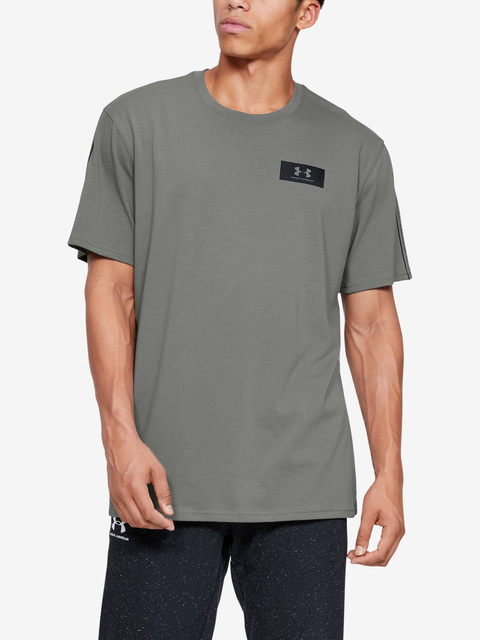 Tričko Under Armour Perf. Origin Shoulder Ss