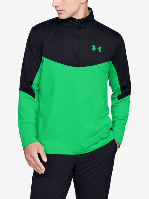 Mikina Under Armour Storm Midlayer 1/2 Zip-BLK