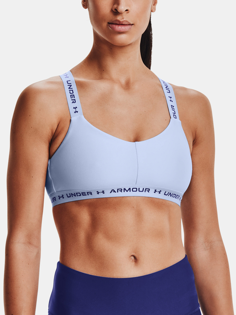 Podprsenka Under Armour UA Crossback Low-BLU