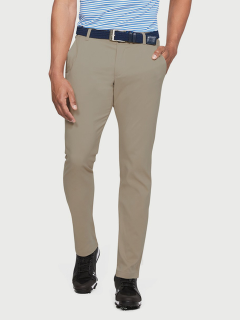Nohavice Under Armour  Showdown Taper Pant-BRN