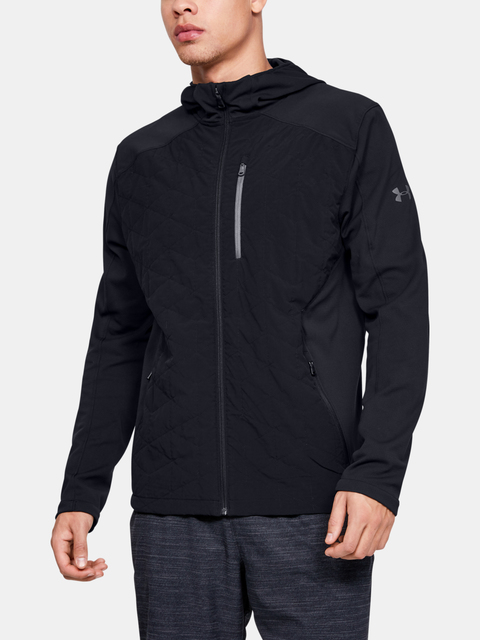 Bunda Under Armour CG Reactor Exert Jacket NEW-BLK