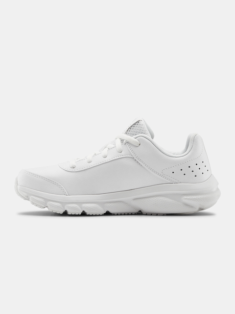 Topánky Under Armour Gs Assert 8 Ufm Syn-Wht
