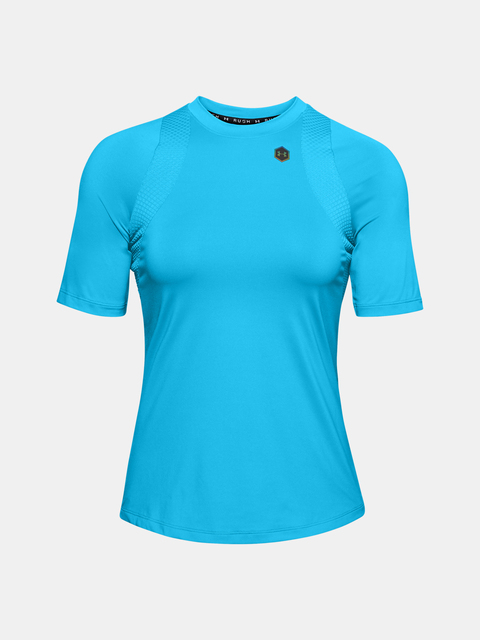 Tričko Under Armour UA Rush SS-BLU