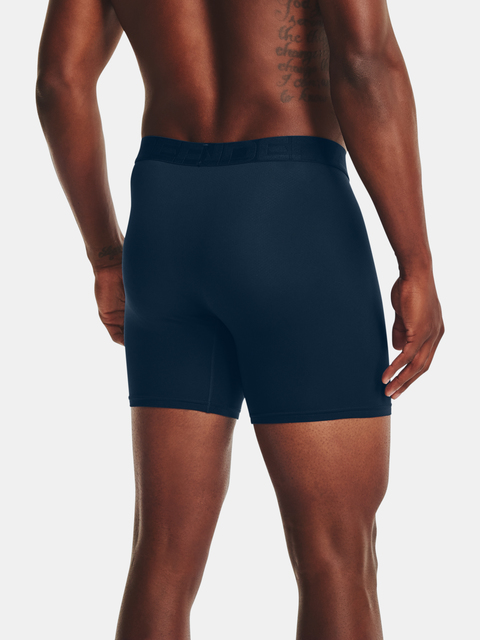Boxerky Under Armour Tech Mesh 6in 2 Pack-NVY